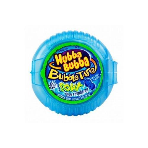 Hubba Bubba Bubble Tape Blue Raspberry