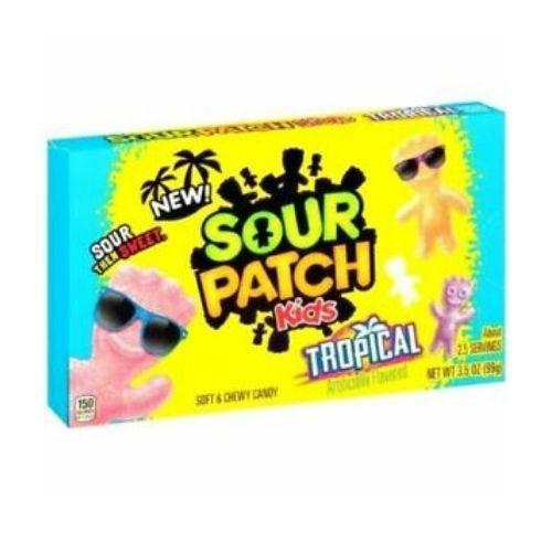 Sour Patch Kids Tropical Theatre Box