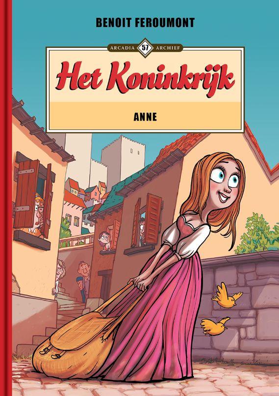 Het koninkrijk - Anne