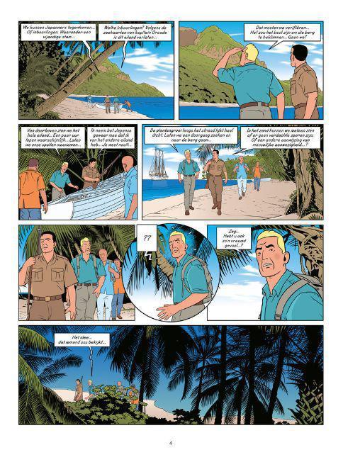 Het eiland van de varanen