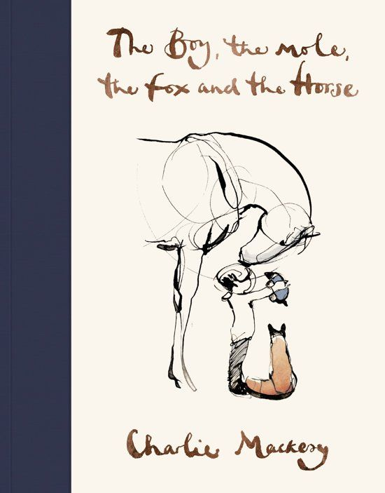 The boy, the mole, the fox, and the horse