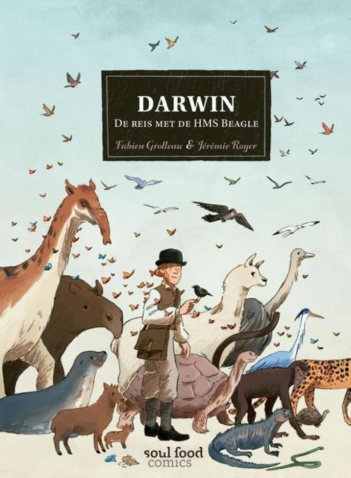 Darwin - De reis met de HMS Beagle