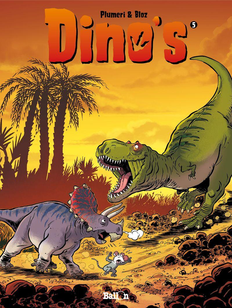 Dino's deel 5