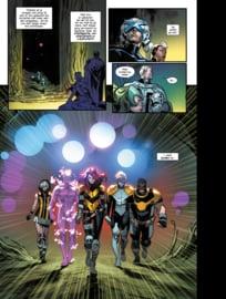 Powers of X 4