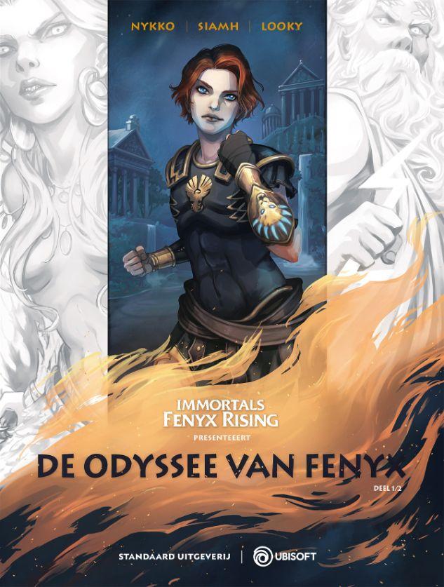 De odyssee van Fenyx