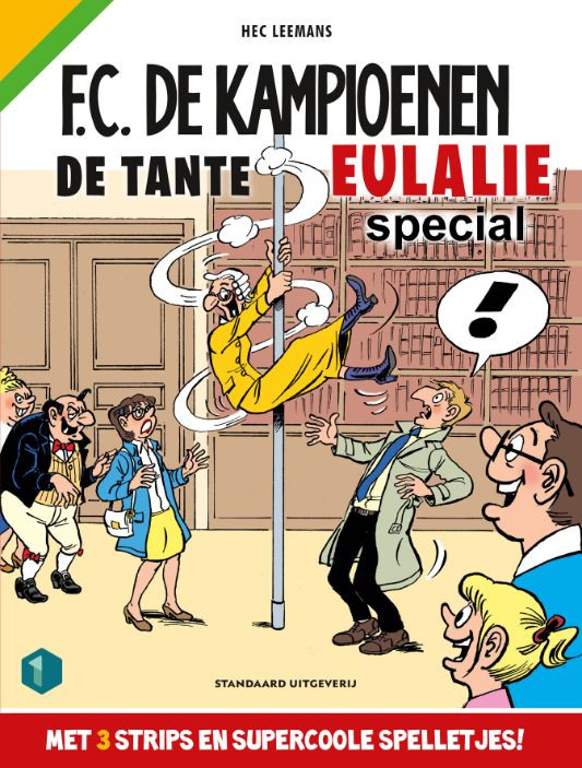 Tante Eulalie-special