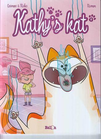 Kathy's Kat deel 1