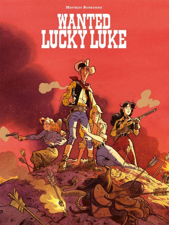 Wanted: Lucky Luke!