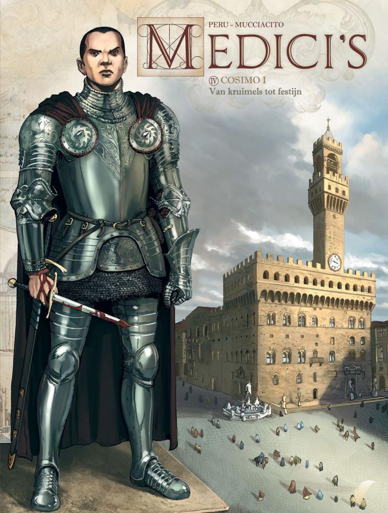 Cosimo, van kruimels tot festijn