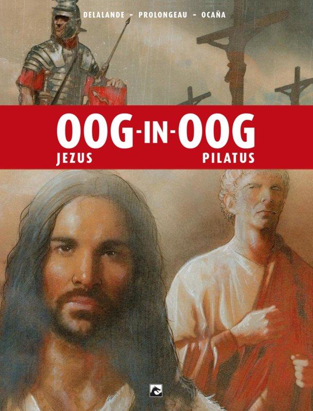 Oog in oog: Jezus vs. Pilatus HC-002