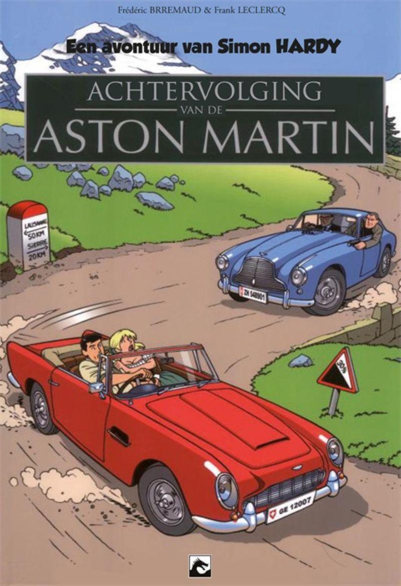 Achtervolging van de Aston Martin