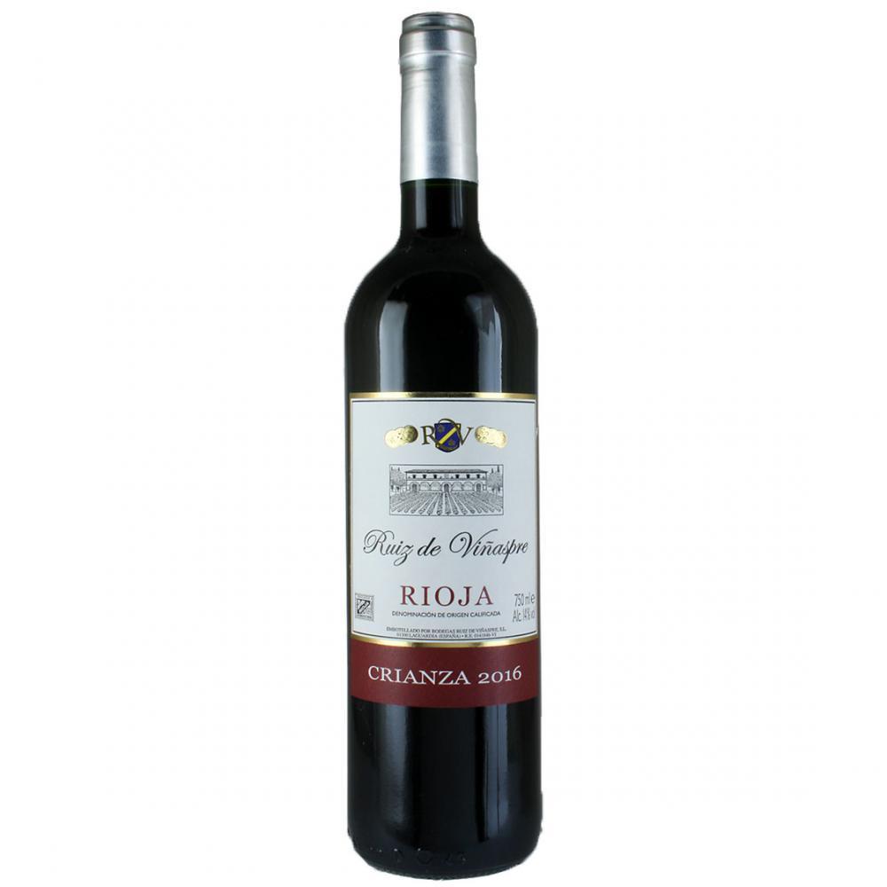 Ruiz de Vinaspre Rioja Alavesa  DOC