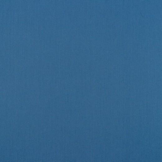 Katoen - jeansblauw