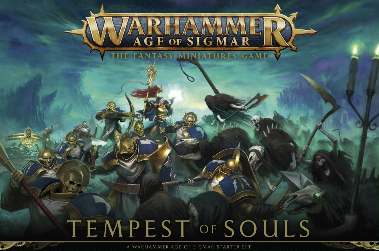 Tempest of soul Age of sigmar